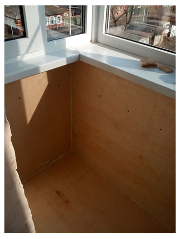 Otdelka-balkona-faneroj